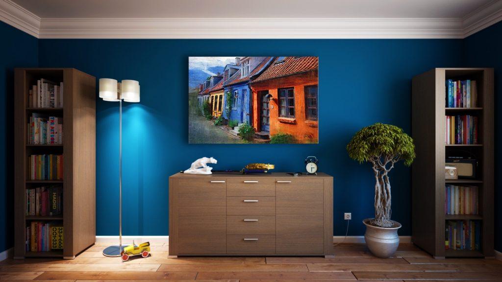 home decor own art