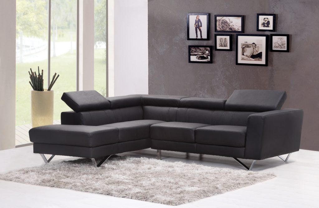 focal point of living room
