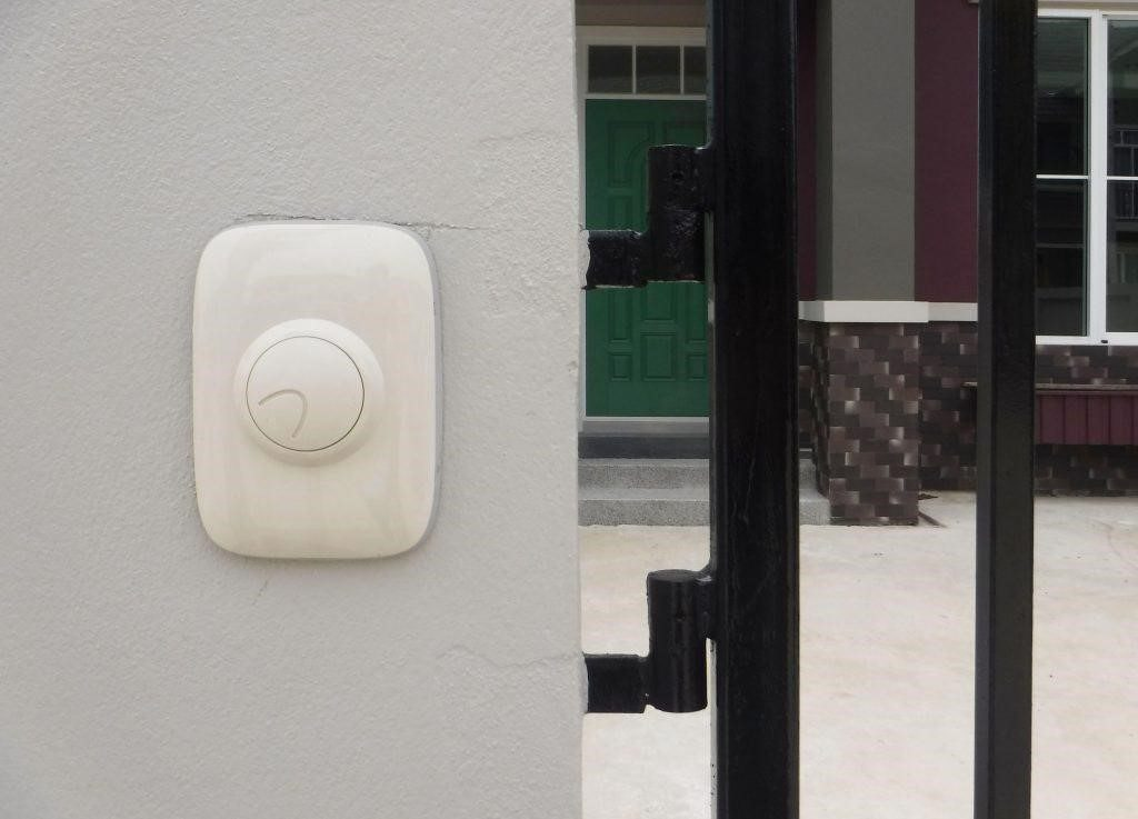 frequency problem in doorbell