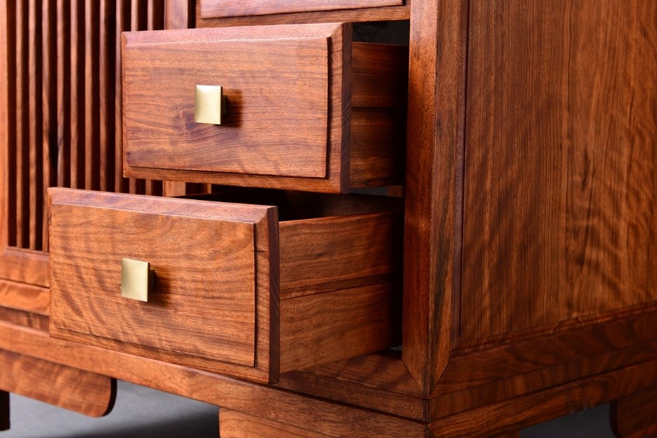 style of the cabinet