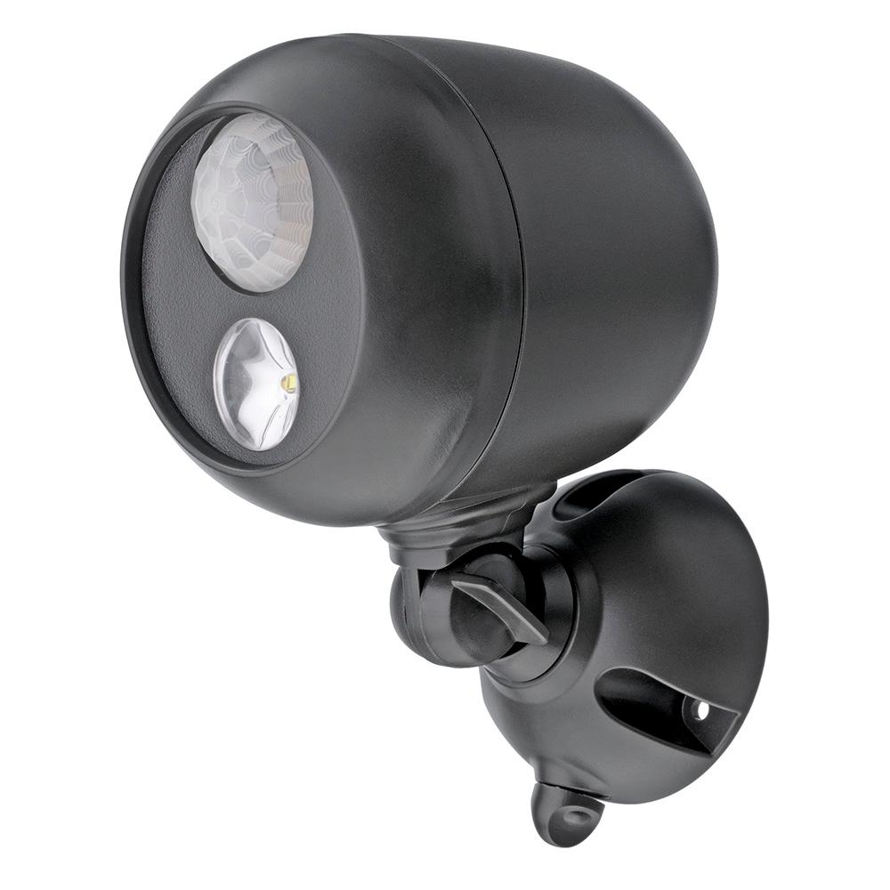LED motion sensor lighting