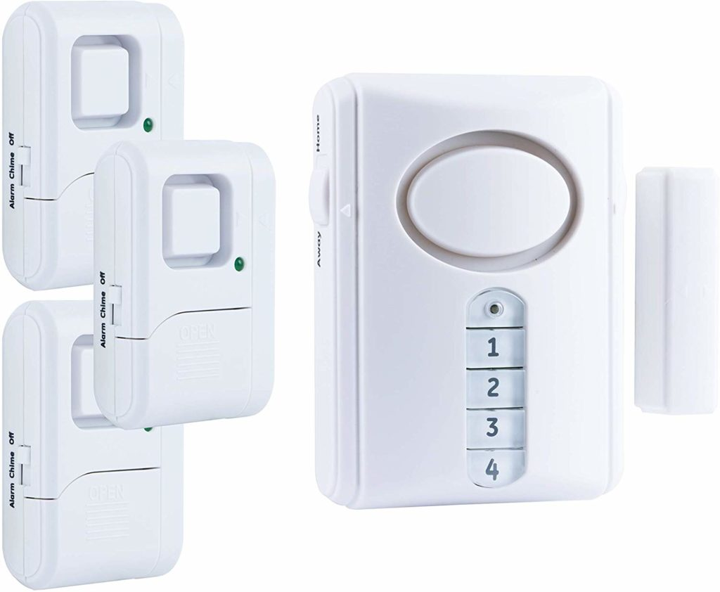 doors and windows alarms