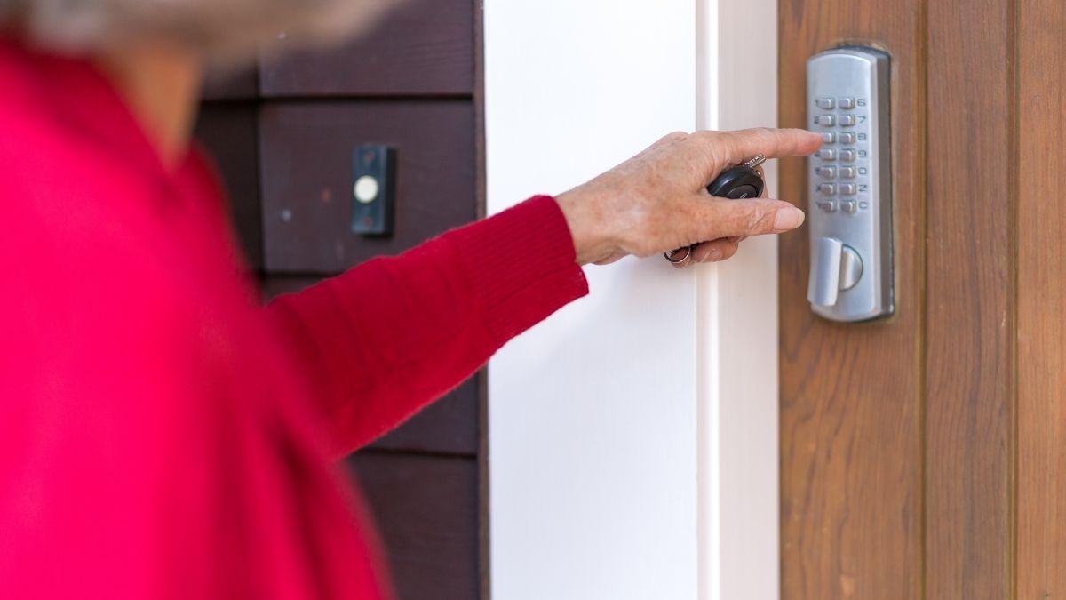 smart locks for door