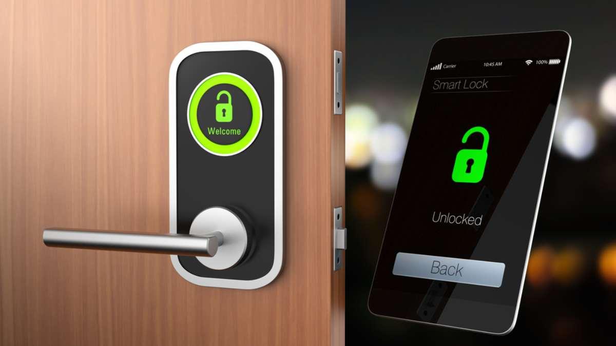 smart locks for smart homes