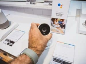 Installing new Nest camera at home